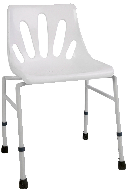 shower gray care plastic chair each easy guardian