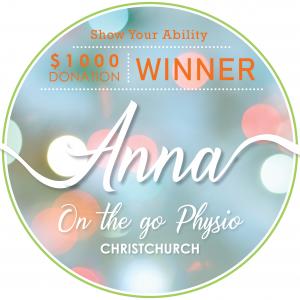 Anna - On The Go Physio